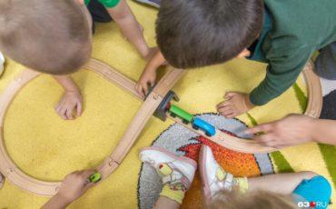 В самаре построят 2 детских сада